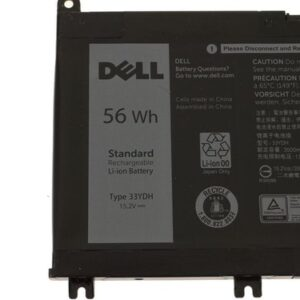 Dell Inspiron 15 7577 7588 7778 P/N:33YDH Battery